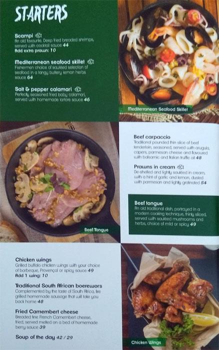 The Butcher Shop & Grill, The Walk, Jumeirah Beach Residence