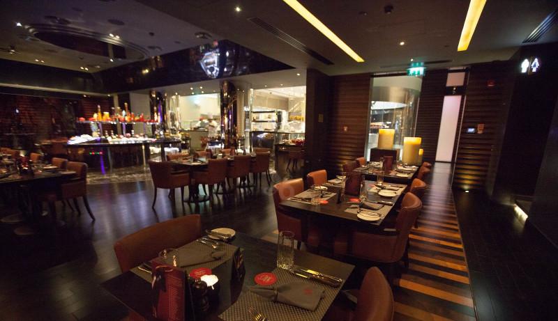 Harvesters Pub Crowne Plaza Dubai Trade Centre Area