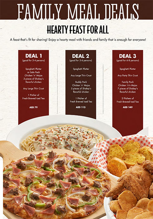 Shakey's Pizza Parlor, Mankhool – Discover The Best Deals